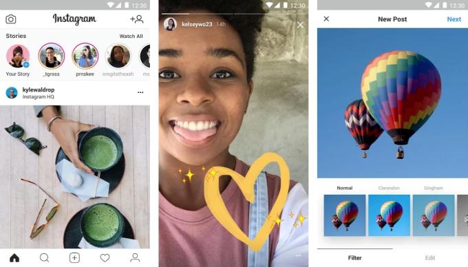 Instagram Lite Android - Instagram Lite ile dolaşımdayken az veri harcayın!