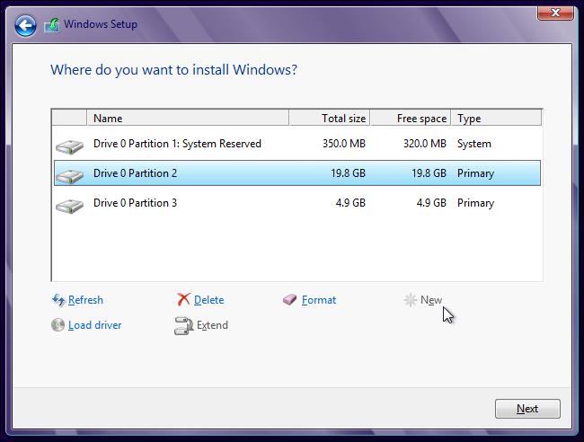 xinstall windows multiple partitions4.png.pagespeed.gpjpjwpjwsjsrjrprwricpmd.ic .nBIJmucmto - Windows 7 Format Atma | Resimli Kolay Kurulum