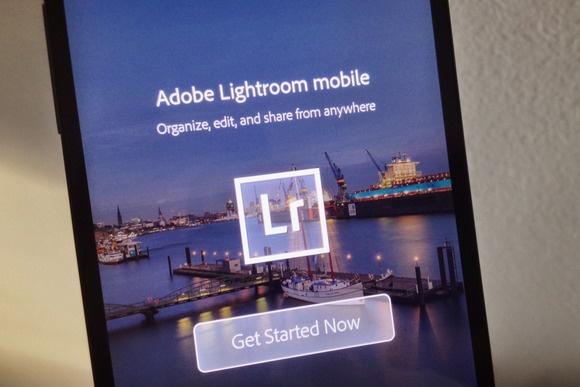 en iyi fotoğraf düzenleme uygulamaları - adobe Lightroom mobile