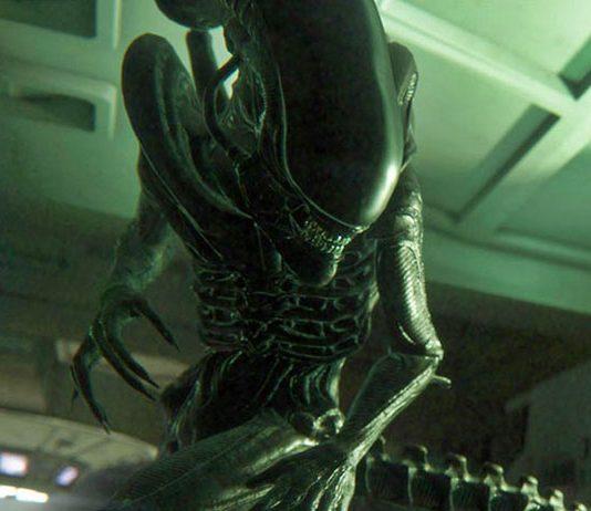 alien isolation animasyon serisi