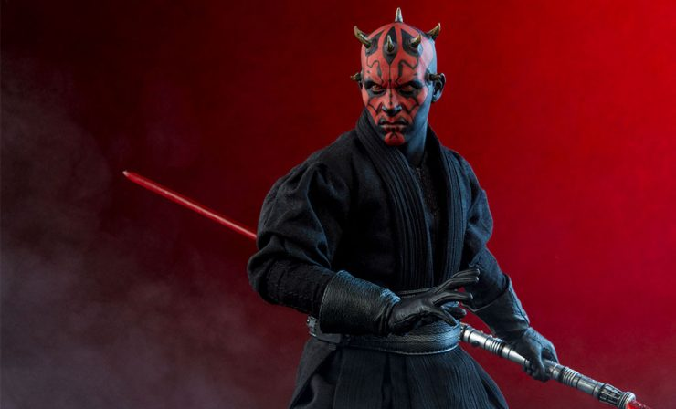 darth maul apprentice Star Wars fan filmi