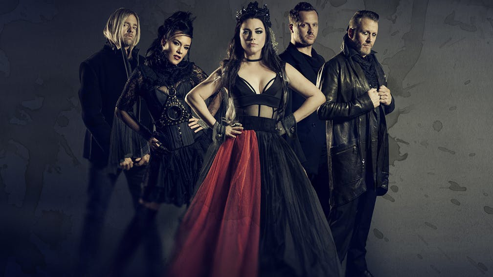 Evanescence İstanbul konseri