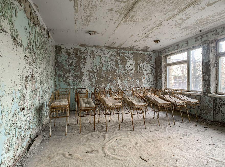 Çernobil fotoğrafları