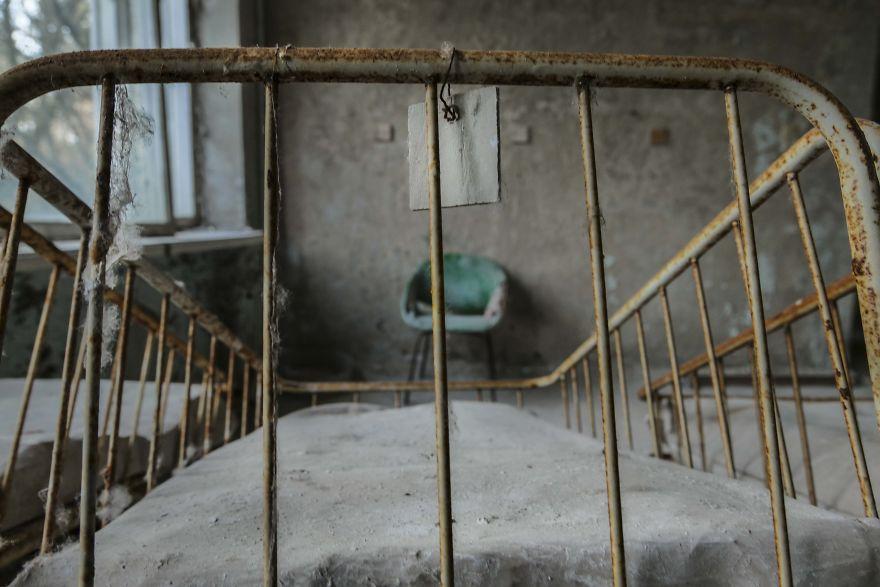 Nursery 3 5ca8e304516bb  880 - Faciadan 33 Yıl Sonra Çernobil'den Fotoğraflar