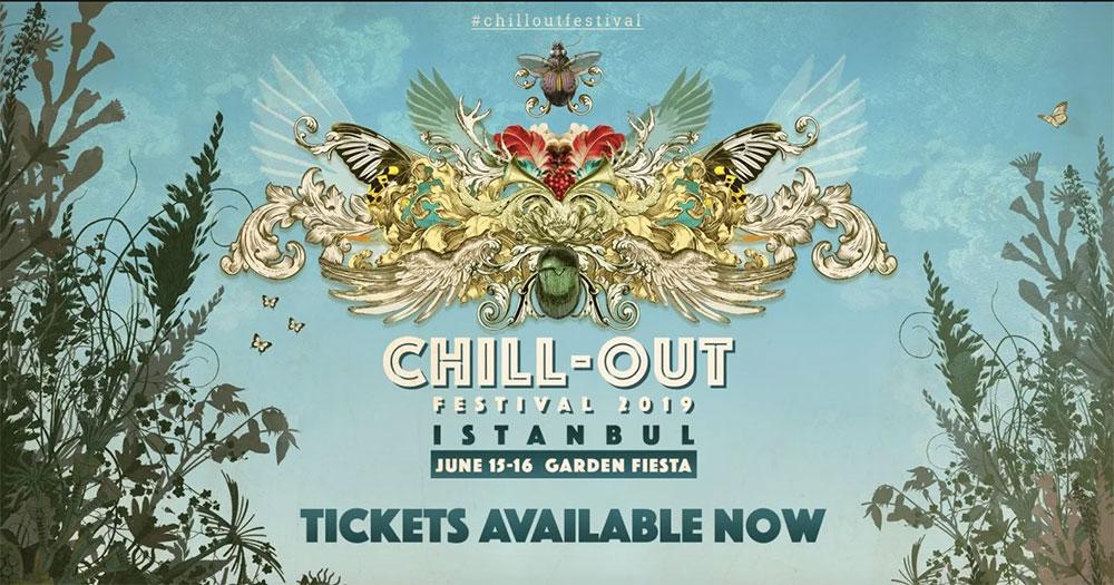 chill out festival istanbul biletleri