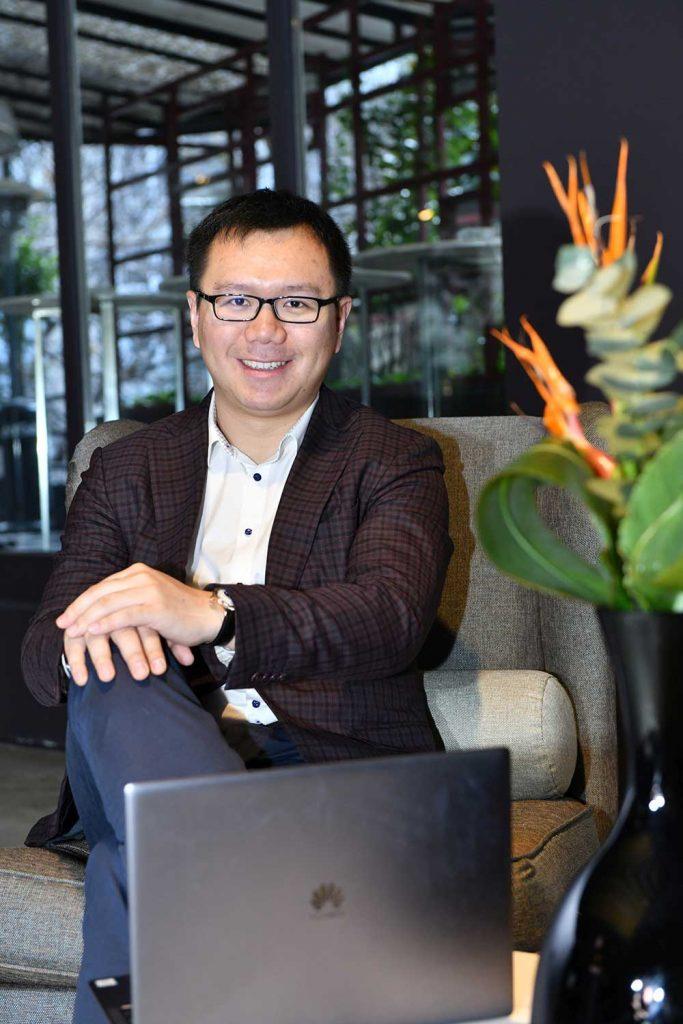 Huawei Türkiye Seth Wang