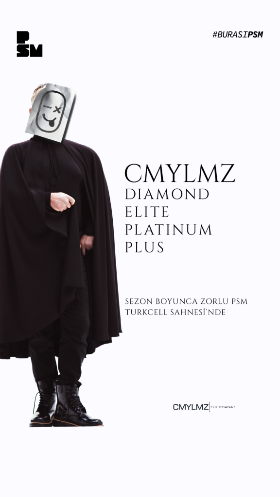 Cem Yılmaz Diamond elite platinum