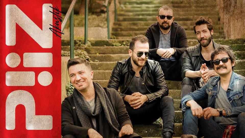 piiz Kadıköy konseri