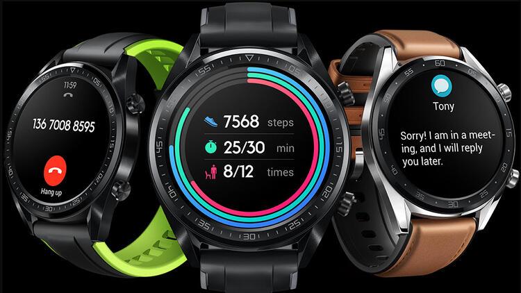 Huawei watch gt 2 özellikleri