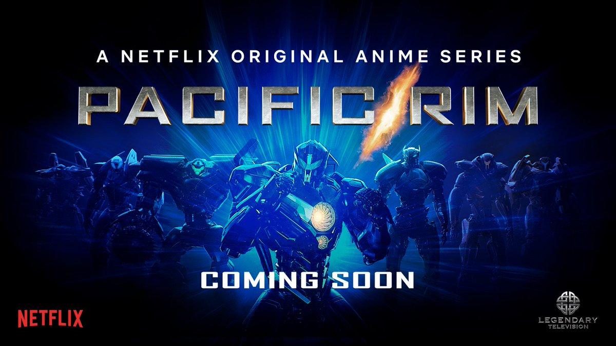pacific rim anime geliyor