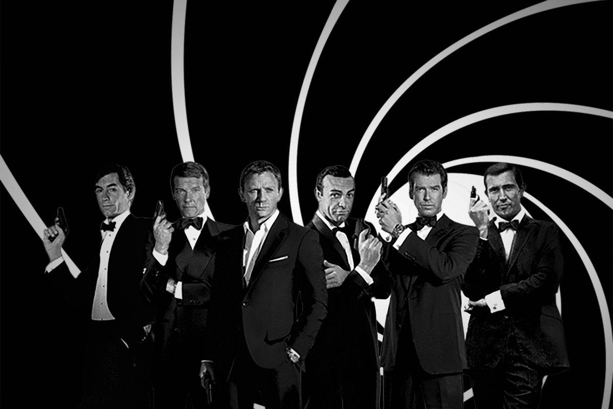James Bond filmleri listesi